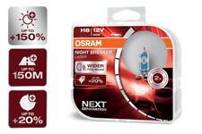OSRAM Night Breaker® LASER NEXT GENERATION H11 Sockel +150% mehr Sicht DuoBox