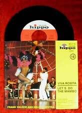 Single Frank Valdor: Viva Rosita / Let´s do the Mambo (Hippo 83 016) D