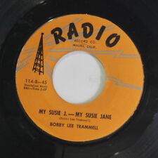 BOBBY LEE TRAMMELL: My Susie J. - My Susie Jane / Should I Make Amends 45 (sm l