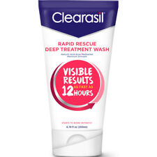 Clearasil Rapid Rescue Deep Treatment Wash, 6.78 Ounces