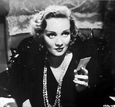 8x10 Print Marlene Dietrich Movie ? #198