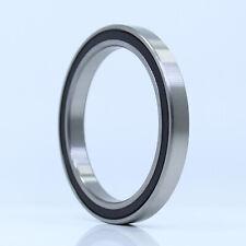[10Pcs] 6809-2RS (45x58x7mm)  Bearing Metal Rubber Shielded Ball Bearings 6809RS