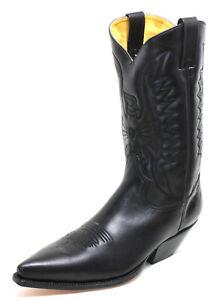 387 Westernstiefel Cowboystiefel Line Dance Catalan Style Texas Boots Buffalo 43