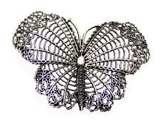Bufanda Pin/Broche Mariposa