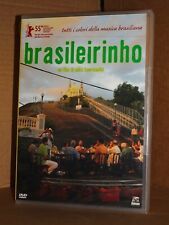 BRASILEIRINHO DVD Mika Kaurismaki NUOVO SIGILLATO!!!