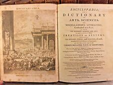 Dobson's Encyclopaedia, 21 Vols A Dictionary of Arts, Sciences ... 1798 1st Ed
