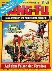 Kung-Fu #114 Bastei Comic Magazine German-Language Yang Ching-Ching