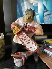 Mezco Cinema of Fear Texas Chainsaw Massacre Leatherface 2008 Horror