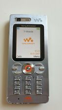 Sony Ericsson Walkman W880i Cell Phone - Silver - Unlocked - without Charger