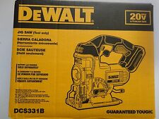 DEWALT DCS331B 20V 20 Volt Max Variable Speed Jig Saw Tool Only New In Box