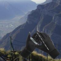 Guanti Prova di Vento Touch Screen Motocicletta Slittata Alpinismo impermeabile