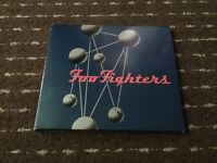 FOO  FIGHTERS - The Colour & The Shape   cd - 10th  Anniversary  Edition  2007..