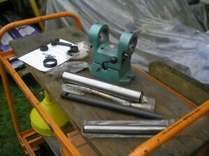 TOOL AND CUTTER GRINDER END MILL ATTACHMENT ENGINEERS TOOLING END MILLS