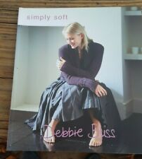 SALE!!  RARE KNITTING BOOK: SIMPLY SOFT BY DEBBIE BLISS - RETAIL $18 (last one)!