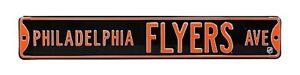 Philadelphia Flyers Road Sign,Street Sign, NHL Ice Hockey, 91 CM Must See
