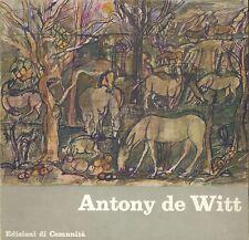 DE WITT - Santini Pier Carlo, Antony de Witt