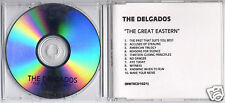 THE DELGADOS The Great Eastern UK 10-trk promo test CD