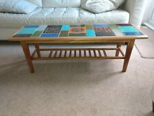 More details for retro mid century coffee table