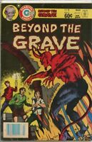 Beyond the Grave 1975 series # 8 fine comic book