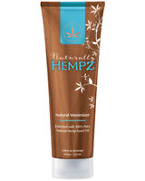 Hempz NATURALLY HEMPZ NATURAL MAXIMIZER Tanning Lotion - 9 Oz