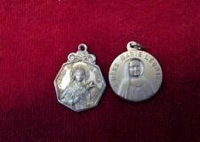 St. Therese of the Child Jesus Aluminum Medal & Mere Marie Leonie & Holy Family!
