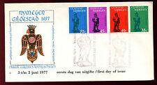 Netherlands 1977 Gildestad Nijmegen, Local Post FDC #C36235