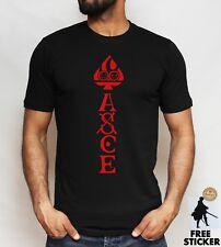 One Piece T Shirt Ace Logo Luffy Tee Pirates Anime drama unisex Adult Kids Boys