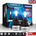 Nighteye 72W 9000LM H7 LED Canbus error free Car Headlight KIT 6500K Bulbs White