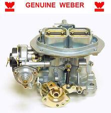 GENUINE WEBER 32/36 DFEV PROGRESSIVE CARBURETOR ELECTRIC CHOKE CARB 22680.070