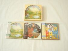 Anthony Phillips (Genesis)  JAPAN 3 titles Mini LP SHM-CD PROMO BOX SET
