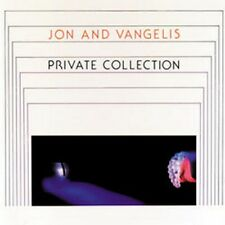 Jon And Vangelis - Private Collection (NEW CD)
