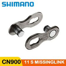 2 Pair Shimano Sm Cn900 Chain Quick Link Missinglink 11 Speed for R9100 Bicycle