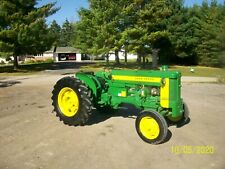 1956 John Deere 320 U Antique Tractor No Reserve Utility farmall allis oliver b