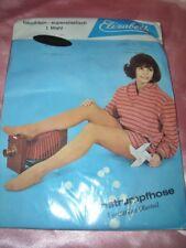 RAR VINTAGE 70er J. Elizabeth Collant Taille II Caresse Collant tights neuf dans sa boîte