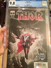 Thor #2 CGC 9.8 2020 3rd Print Black Winter! Strange Academy Preview L@@K!