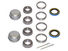 Pair Of Trailer Bearing Repair Kits For 1-1/16 Inch Straight Spindles - 280453-2