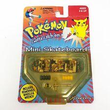 Pokemon Charizard Mini Skateboard Vintage New Sealed Toy X-Concepts Miniature
