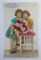 Geburtstag, Kinder, Mode, Rosen, 1926 ♥