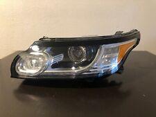 2014-2017 Land Range Rover Sport Headlight Left LH Driver Xenon HID OEM Headlamp