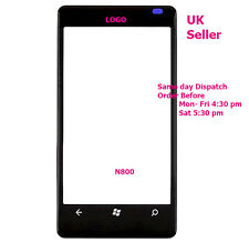 Nokia Lumia 800 N800 touch screen front outer glass lens Replacement + tools