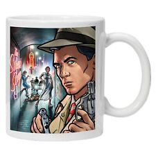 More details for archer classic tv show personalised printed coffee tea drinks mug cup gift