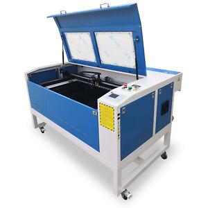 Reci 100w CO2 Laser Cutter 1000*600mm Laser Cutting Engraving Machine Motor Z