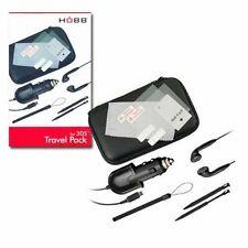3ds Set Lade Kabel  Kopfhörer Tasche Stifte Tasche Display Folie NEU   OVP WOW
