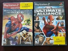 Marvel: Ultimate Alliance + Spiderman Friend or Foe (Sony PlayStation 2, 2006)