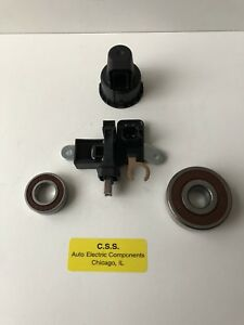 Bosch Alternator  Repair Kit Dodge Ram Pickup 0 124 525 155, 0 124 525 156