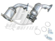 Fits Maxima 3.5L Pair of BOTH Manifold Catalytic Converters 2007 2008