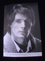 "Christopher Reeve Press Photo for Movie ""Deathrap""  8"" x 10"" Glossy"