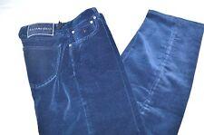 NEW 980,00 $ STEFANO RICCI  Luxury Pants Trousers Jeans  Size 42 Us 58 Eu (F4)