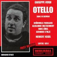 Brunnhild Friedland - Verdi - Otello (Leipzig 1954 Kegel) [CD]