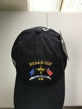 Ashworth 34th Ryder Cup Golf Hat Baseball Cap Belfry Curtis Strange Captain USA